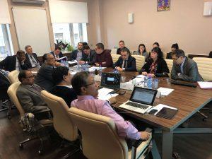 В АО «ВО «Безопасность» проходят переговоры с делегацией BAERA