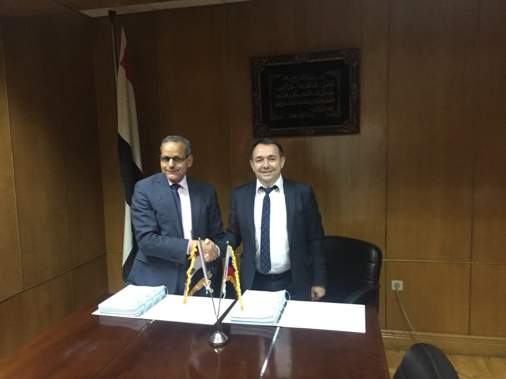 "JSC ""VO ""Safety"" and ENRRA signed a long-term contract in relation to the El Dabaa NPP in Egypt"