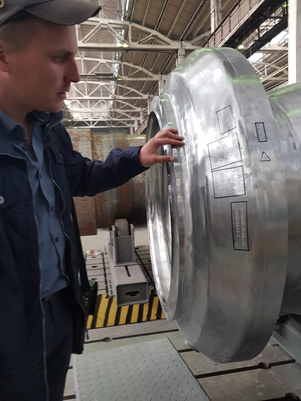 АО «ВО «Безопасность» ведет приемку оборудования  для первой турецкой АЭС «Аккую»