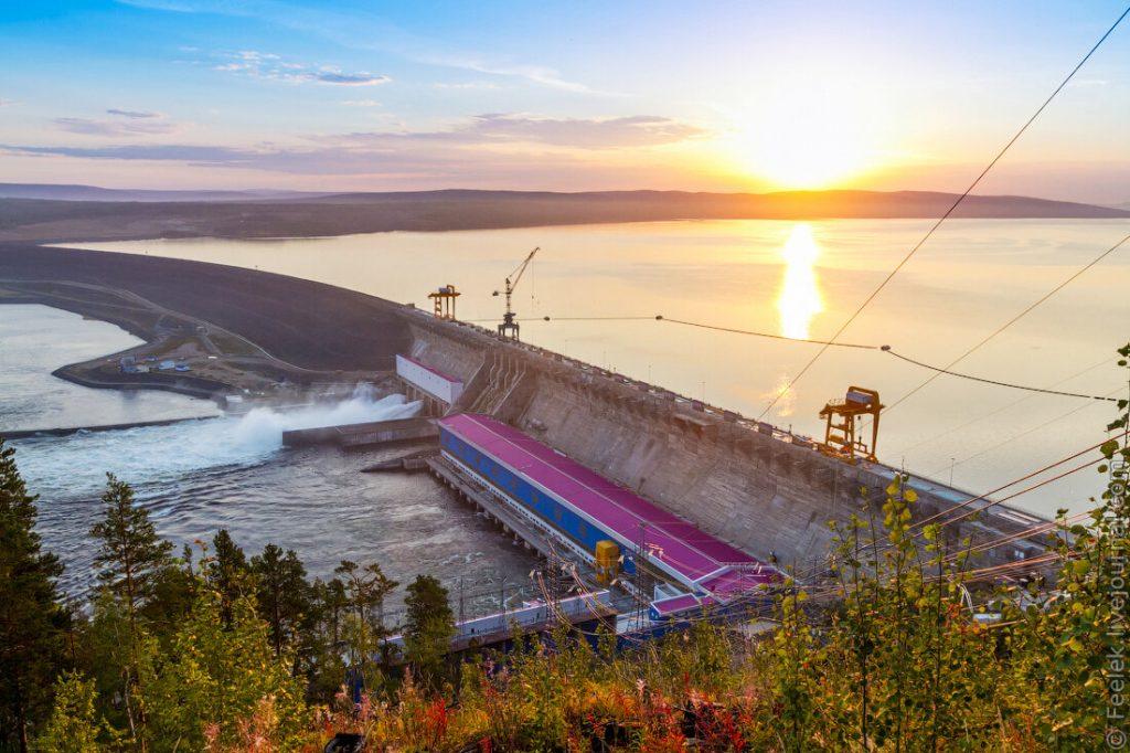 Красноярским филиалом АО «ВО «Безопасность» организована площадка для обсуждения вопросов безопасности гидротехнических сооружений