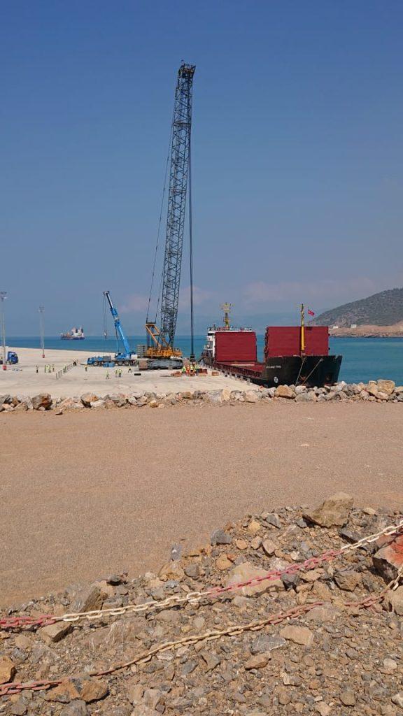 Пензенский филиал АО «ВО «Безопасность» проводит приемку оборудования для АЭС «Аккую»