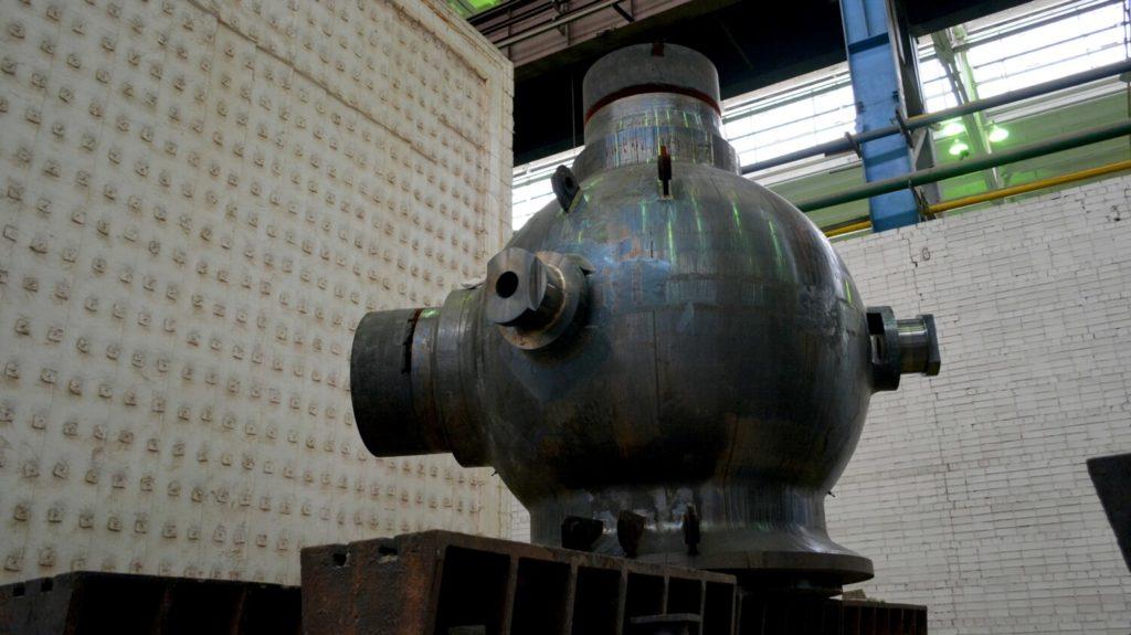 Петрозаводскмаш завершил сборку корпусов насосов для Курской АЭС-2