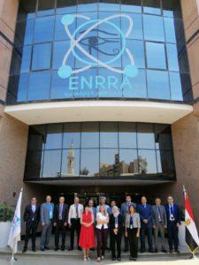 Специалисты АО «ВО «БЕЗОПАСНОСТЬ» провели обучающие курсы для руководства ENRRA